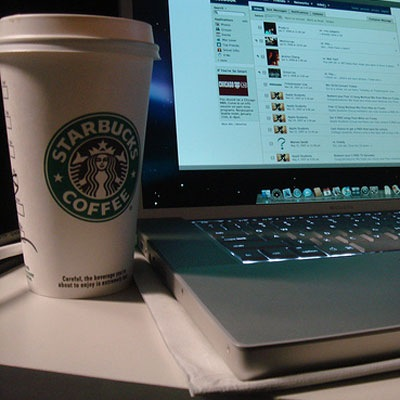 How to Blog at Starbucks