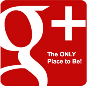 google-plus only